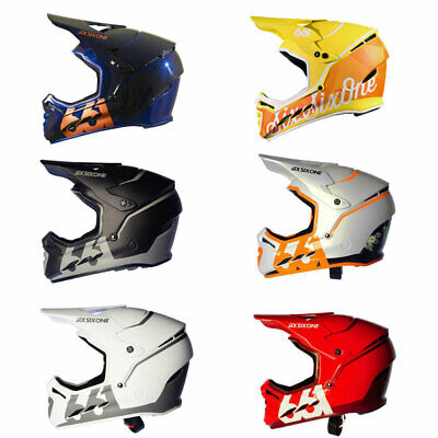 SixSixOne Reset Full Face Helmet 2019 - Mountain Bike BMX MTB Protection 661 661 Full Face Helmet