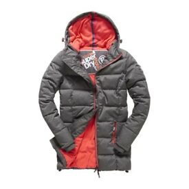 Superdry coat - brand new with tags