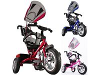 Brand New, Kids Kiddo 4-in-1 Smart Trikes