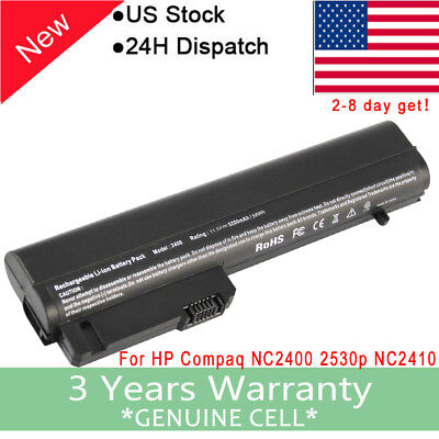 2533t Mobile (Adapter/Battery for HP EliteBook 2530p 2540p 2533t Mobile Thin Client)