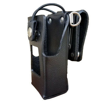 Case Guys Kw9065-3bwd Hard Leather Holster For Kenwood Nx-3220 Nx-3320 Radios