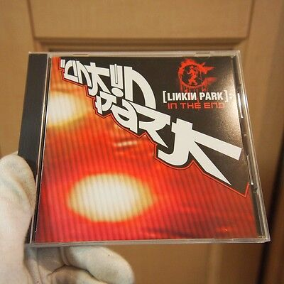 Used_CD In-the-end - Live & Rare Linkin Park Free Shipping FROM JAPAN BW94