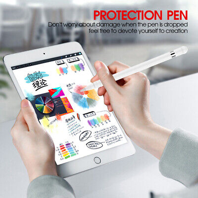 Silicone Case Set Sleeve Cover With Nib For Apple Pencil 1st Generation UK Stock
