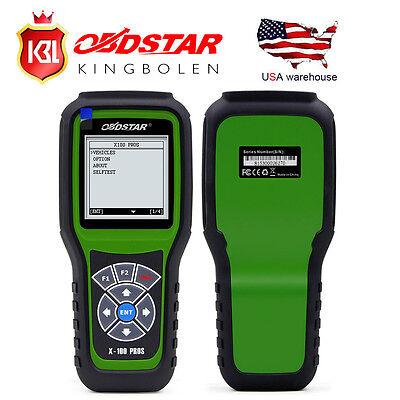 Obdstar X 100 Pros C D E Auto Key Programmer   Odometer Reset Tool Obd Eeprom