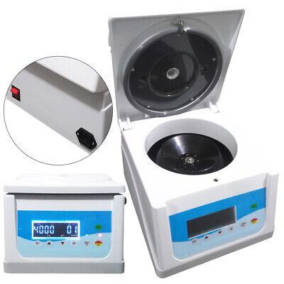 110v 100w Tabletop High Speed Micro Centrifuge 8x5ml Lab Centrifuge 16000rpm