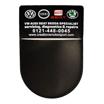 Car Tax Disc Holder VW Audi Seat Skoda Volkswagen Windscreen Permit Pass Wallet
