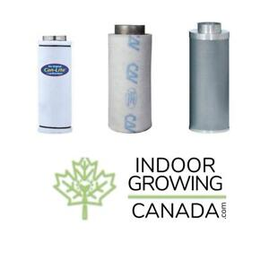 Can-Filters Carbon Filters - Indoor Hydroponic and Soil Growing | IndoorGrowingCanada.com