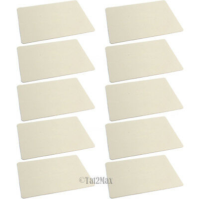 "10 PCS Blank Tattoo Practice Skin for Needle Machine Supply 8x6"" - USA Seller on Rummage"