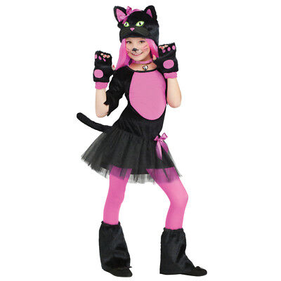 Miss Kitty Costumes (Girls Miss Kitty Halloween)
