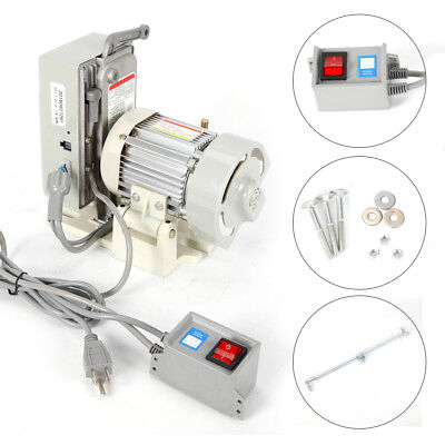 600w Tie Bar Brushless Sewing Machine Servo Motor Industrial Energy Saving Motor