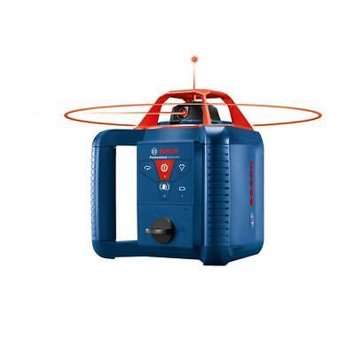 Bosch Grl 800-20 Hvk 800 Ft. Self Leveling Rotary Laser Level Kit