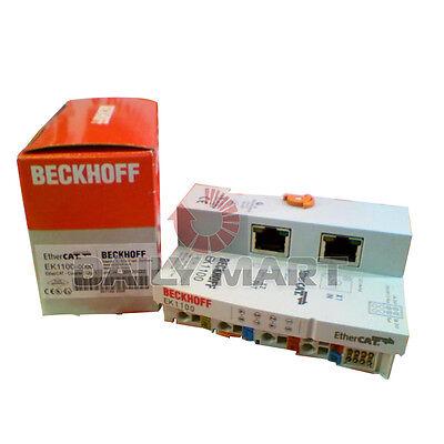New Beckhoff Ek1100 Coupler Coupling Of Ethercat Terminals
