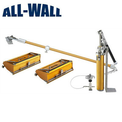 Tapetech 1012 Flat Box Drywall Finishing Set - Pump Filler Handle -haz Oferta