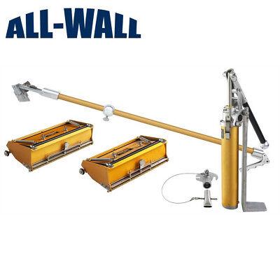 Tapetech 1012 Flat Box Drywall Finishing Set - Pump Filler Handle -haz Oferta