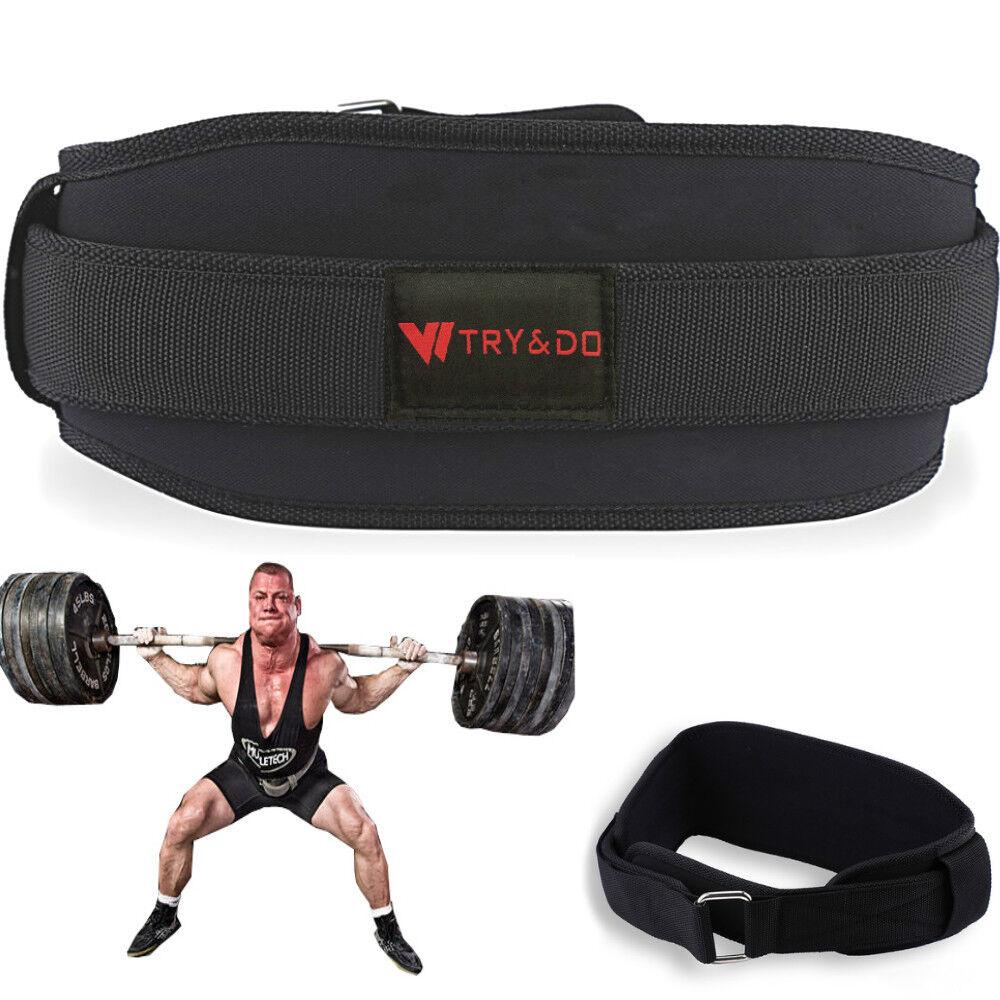 Fascia cintura lombare reni body building  sollevamento pesi supporto 90 cm max