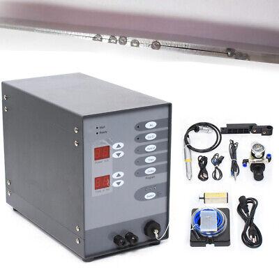 Pulse Argon Cnc Jewelry Diy Spot Welder Repair Arc Laser Welding Machine 50-600a