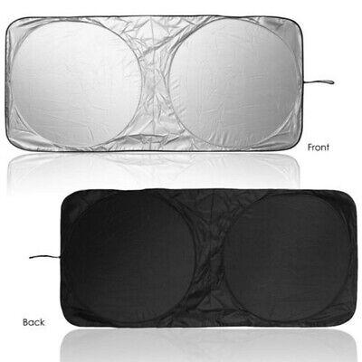 Best Folding Jumbo Front Car Window Sun Shade Auto Visor Windshield Block