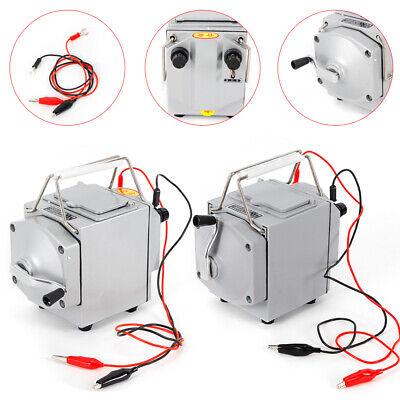 1000m 1000v Megger Meter Insulation Tester Resistance Meter Plastic Metal