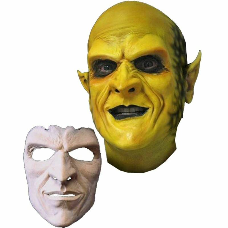 Imp Sprite Foam Latex Mask Prosthetic Professional Grade