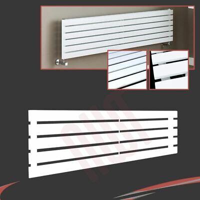 1250mm x 360mm Corwen Horizontal Flat Panel Designer White R
