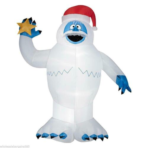 Bumble Abominable Snowman Christmas Airblown Inflatable