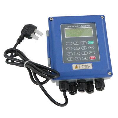 Graigar Ultrasonic Flow Meter Tuf-2000btm-1 Dn50-700mm Digital Flowmeters