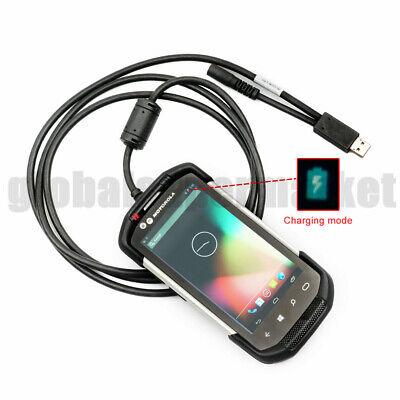 Cbl-tc7x-usb1-01 Charger With Cable For Zebra Motorola Symbol Tc70 Tc70x