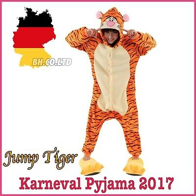 - Tiger Kostüm Erwachsene