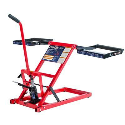 Lawn Mower Lift Jack with 550 lbs. Capacity