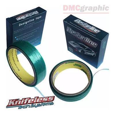 3.5mm Knifeless Designline Tape For Fine Curve Trim Cut Graphics Car Vinyl Wrap