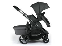 4 in 1 iCandy Orange Pushchair Carbon ***BIG BUNDLE***