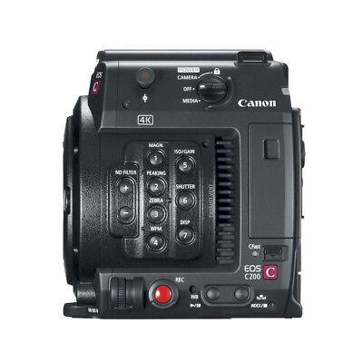 Видеокамеры Canon EOS C200 EF Cinema