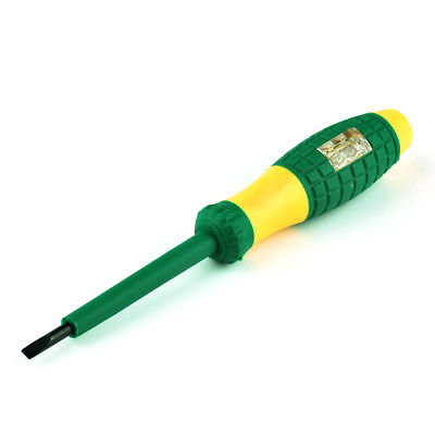 Mains Circuit Voltage Tester Pen Electrical Test Screwdriver Detector Probe