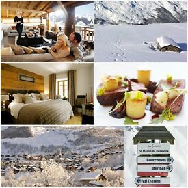 Chalet Couple (Chef & Host) Luxury Chalet Company in the 3 Valleys