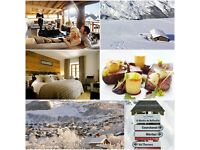 Chauffeur/Resort Assistant for Luxury Chalet Company in the 3 Vallees - Immediate Start