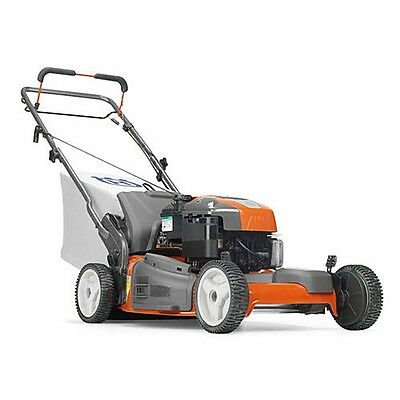 Husqvarna Walk-Behind Front Wheel Drive 22-Inch Cut Deck Lawn Mower | HU675F