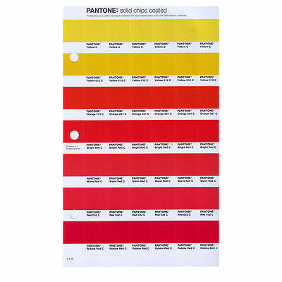 Pantone New Plus Solid Chips Coated Page 94c