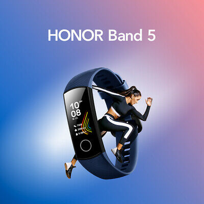 Honor Band 5 Smartwatch Fitness Tracker Cardiofrequenzimetro Ossimetro IT