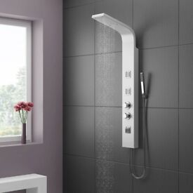 Eliseo Ricci White Shower Tower was £399 now £199