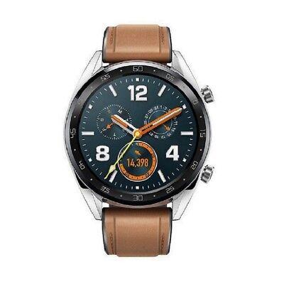 Huawei Watch GT Nuevo Garantía Smart Watch Reloj (FTN-B19 ) [Marrón]
