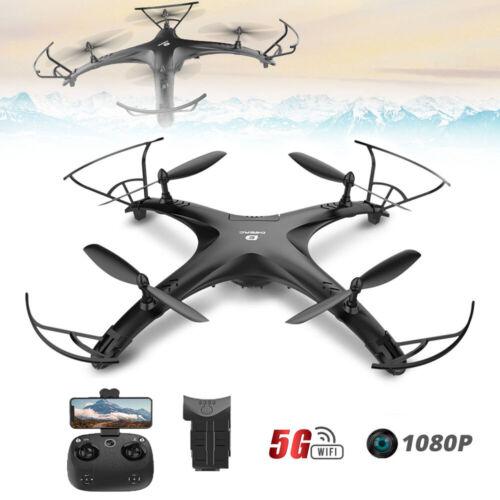 HolyStone DE24 FPV Drohne mit 1080P HD WIFi Kamera 5G GPS RC Quadcopter Drone