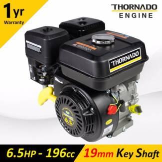 *XMAS SALE! Thornado 7HP Stationary Petrol Engine Recoil Go Kart