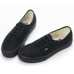 Brand New Vans Authentic Flats Unisex Casual Shoes + SOCKS GIFT !!