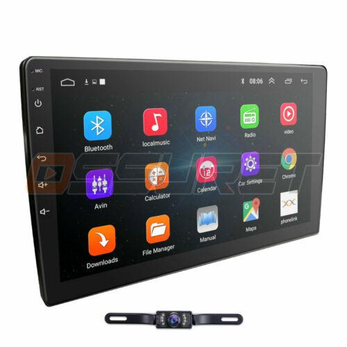 "2DIN 9"" Android 10 Car Radio GPS Stereo 2+32GB Wifi Bluetooth Head Unit +Camera"