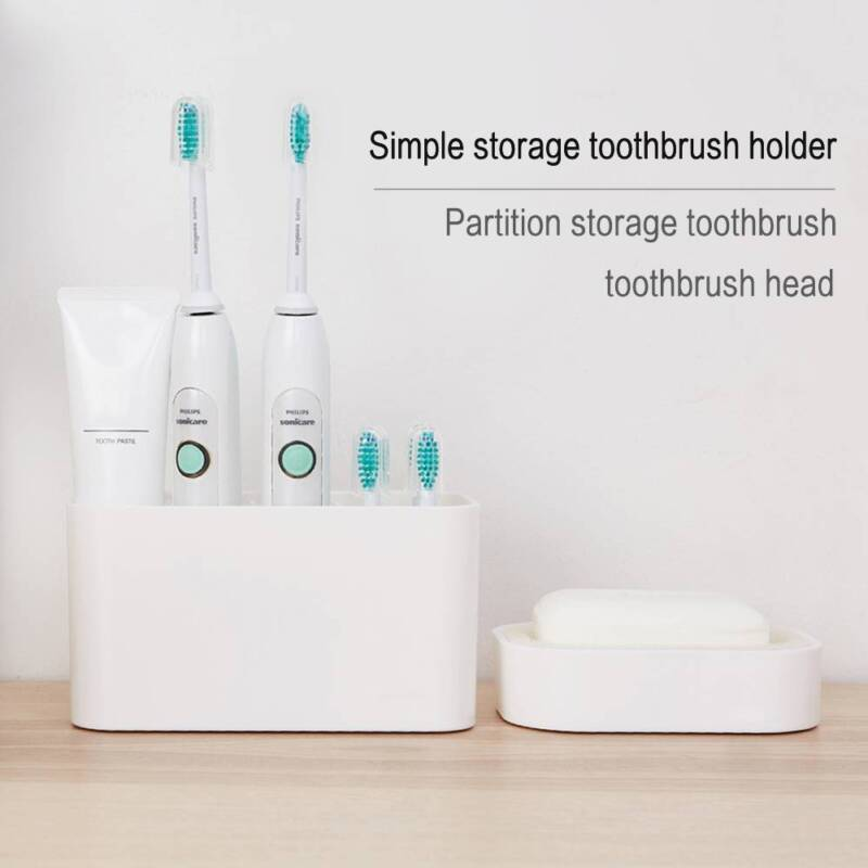 Wall mounted Oral B Heads Holder Heads Stand Electric Toothbrush Head Holder