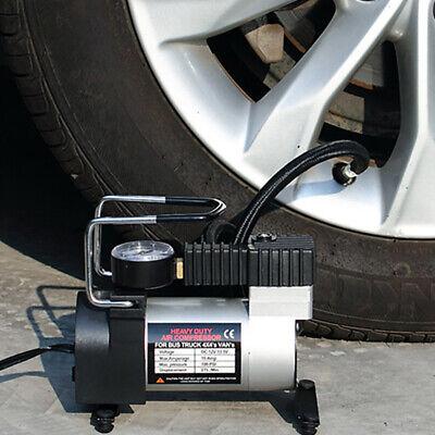 Portable mini aire compresor Auto coche eléctrico neumático inflador bomba