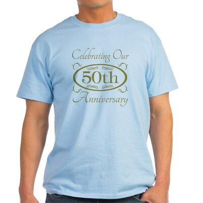 CafePress 50Th Wedding Anniversary Light T Shirt Light T-Shi
