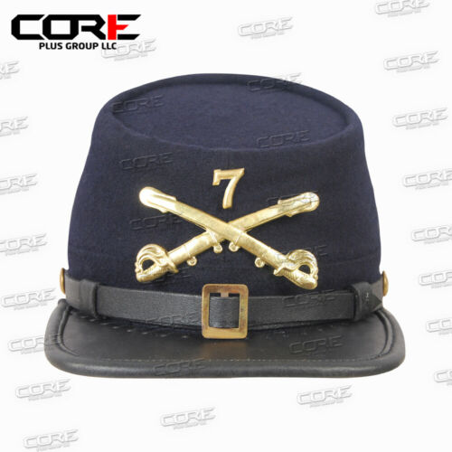 union 7th cavalry kepi All Sizes Available !