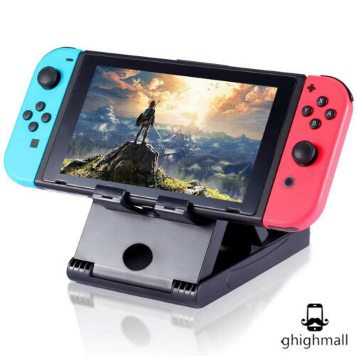 Nintendo Switch NS Stand Holder Anti-Slip Play Stand Multi-angle Adjustable