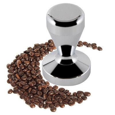 51mm Kaffee Tamper Espresso Stampfer Edelstahl Tamper Holzgriff Kaffee Tamper DE